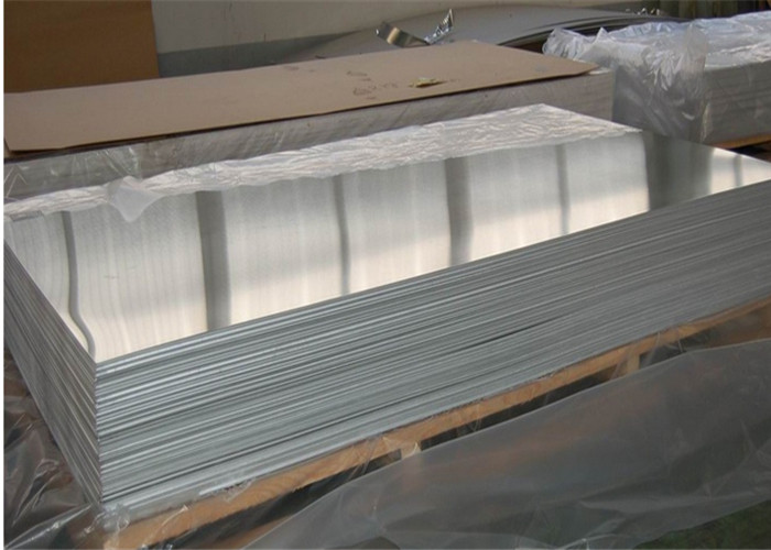 1050 1100 aluminum commercial sheet EN standard with EN10204-3.1