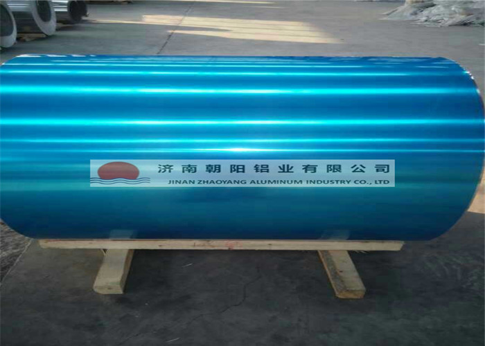 Decoration E3 Embossed Aluminum Sheet / Aluminium Coil With Blue Film 0.8 - 10.0 mm